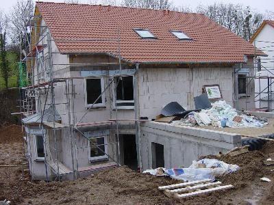 Doppelhaus in Bensheim-Wilmshausen