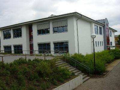Erweiterungsbau der Schule in Erbach/Odenwald