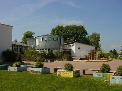Erweiterungsbau der Schule in Lützelbach/Odenwald