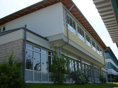 Erweiterungsbau der Schule in Rai-Breitenbach/Odenwald