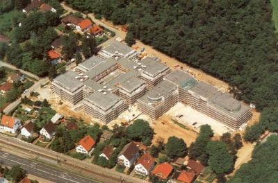 Neubau Industrie- und Gewerbepark in Darmstadt