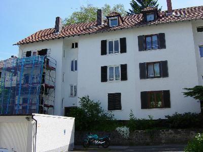 Sanierung Mehrfamilienhaus in Darmstadt