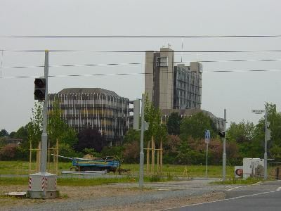 Sanierung/Modernisierung Büro- und Verwaltungsgebäude in Darmstadt
