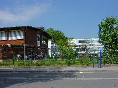 Schulerweiterungsgebäude, Höchst/Odenwald
