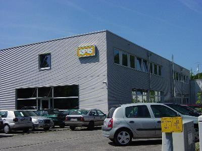 Umbau Betriebsgebäude, Nieder-Ramstadt
