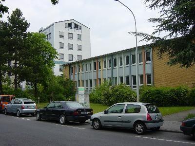 Umbau ehem. Verlagsgebäude Hoppenstedt in Darmstadt