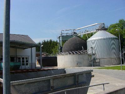 Umbau/Sanierung der Kläranlage Breuberg-Hainstadt