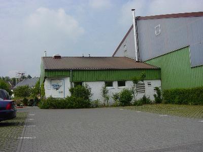 Umbau/Sanierung der Tennishalle in Groß-Bieberau