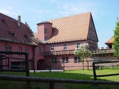 Umbau und Restaurierung der Burg Breuberg
